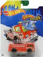 Hot Wheels - Colour Shifters - Fire-Eater